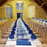 Limewash chiavari chairs - Bishops Cleeve Tythe Barn