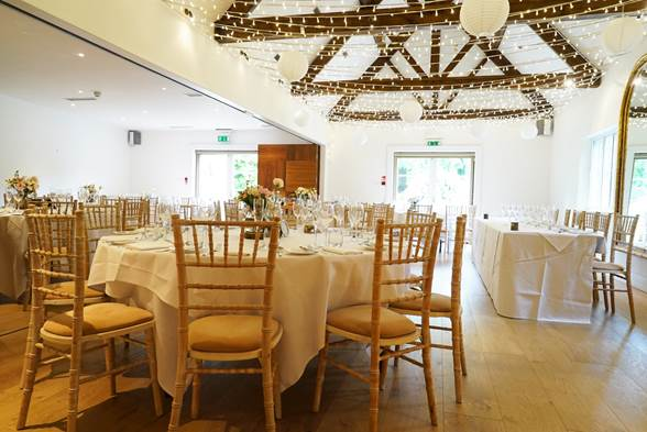 Cotswold House Hotel - Blue Goose Hire