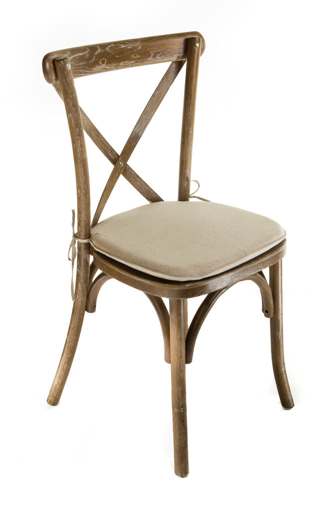 Astounding Rustic Oak Cross Back Chair Hire Blue Goose Wedding Pdpeps Interior Chair Design Pdpepsorg